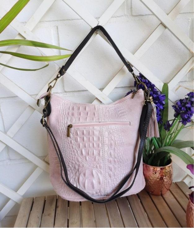Bolsa Maxi - rosa