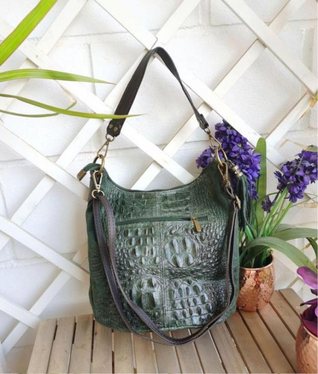 Bag Maxi - green