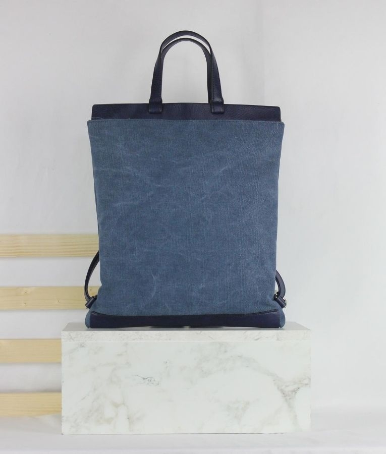 Backpack Dallas - Jeans