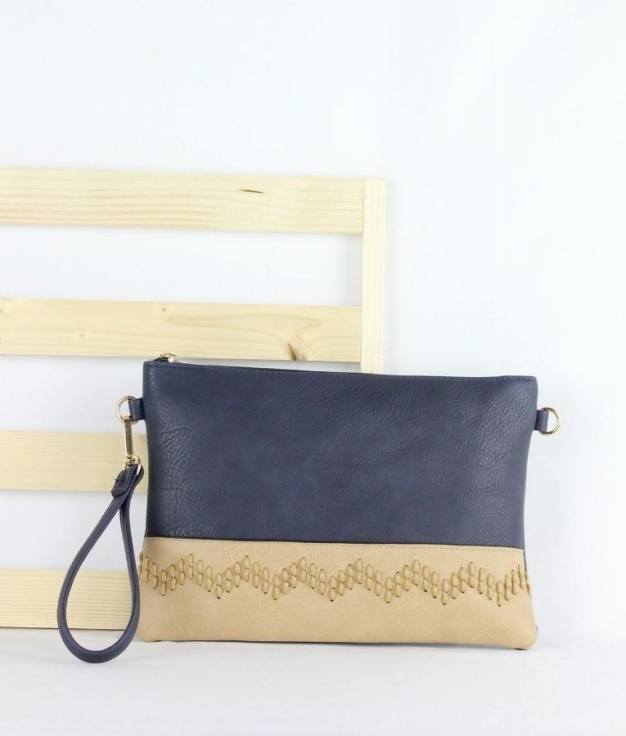 Wallet Lima - Navy Blue