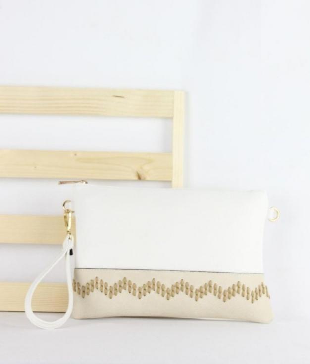 Wallet Lima - White