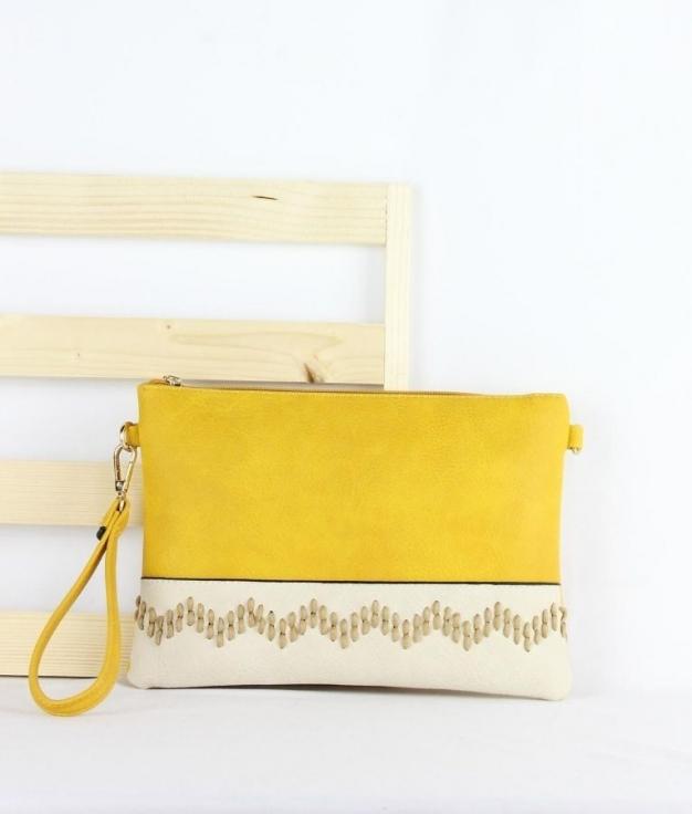 Wallet Lima - Mustard