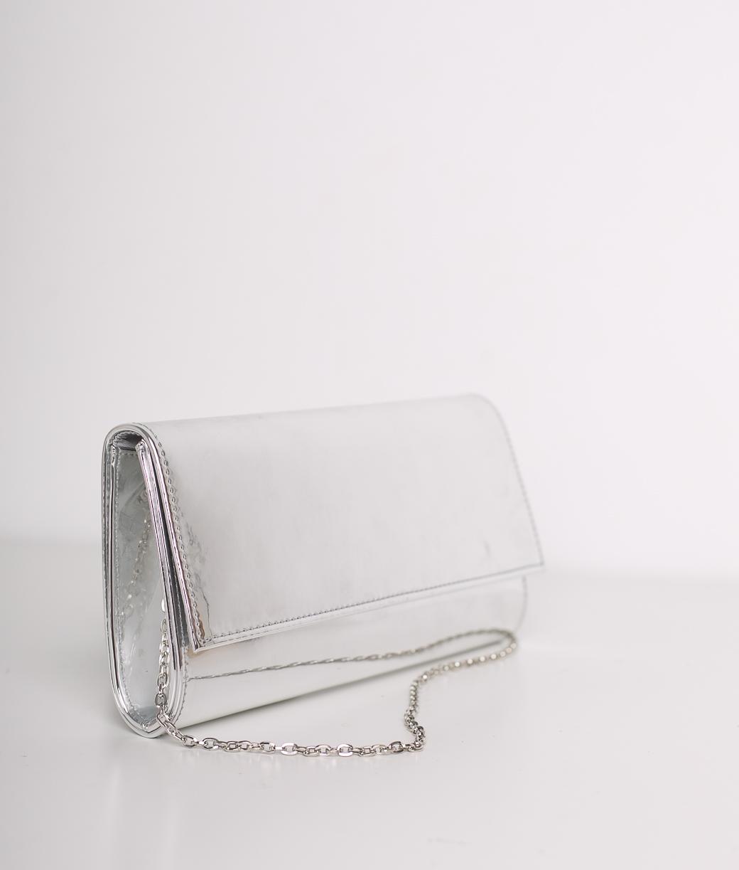 wallet GLAMEA- silver