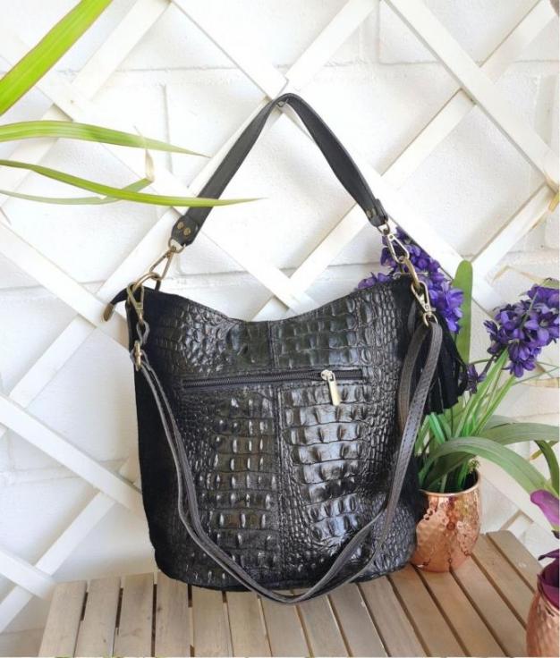 Bag Maxi - black