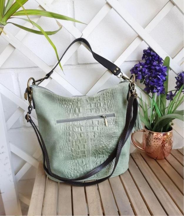 Bolsa Maxi - pistachio