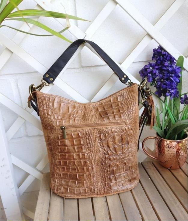 Bag Maxi -brown