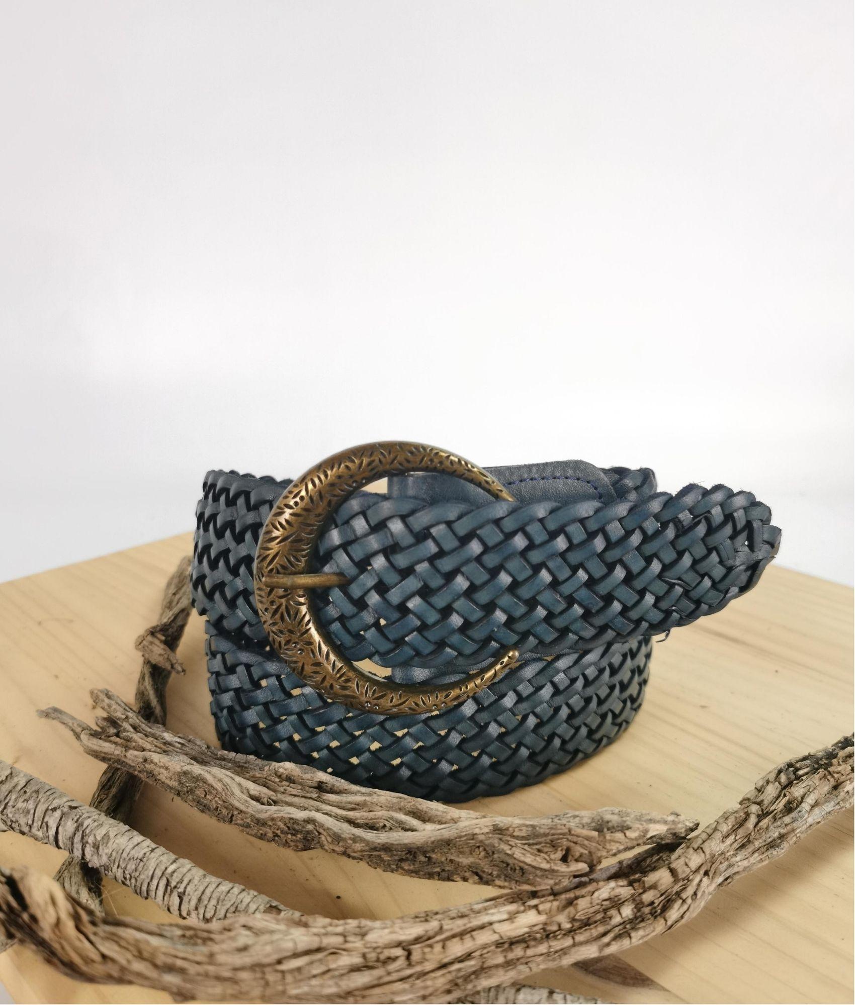 Cinturón Stellina - azul