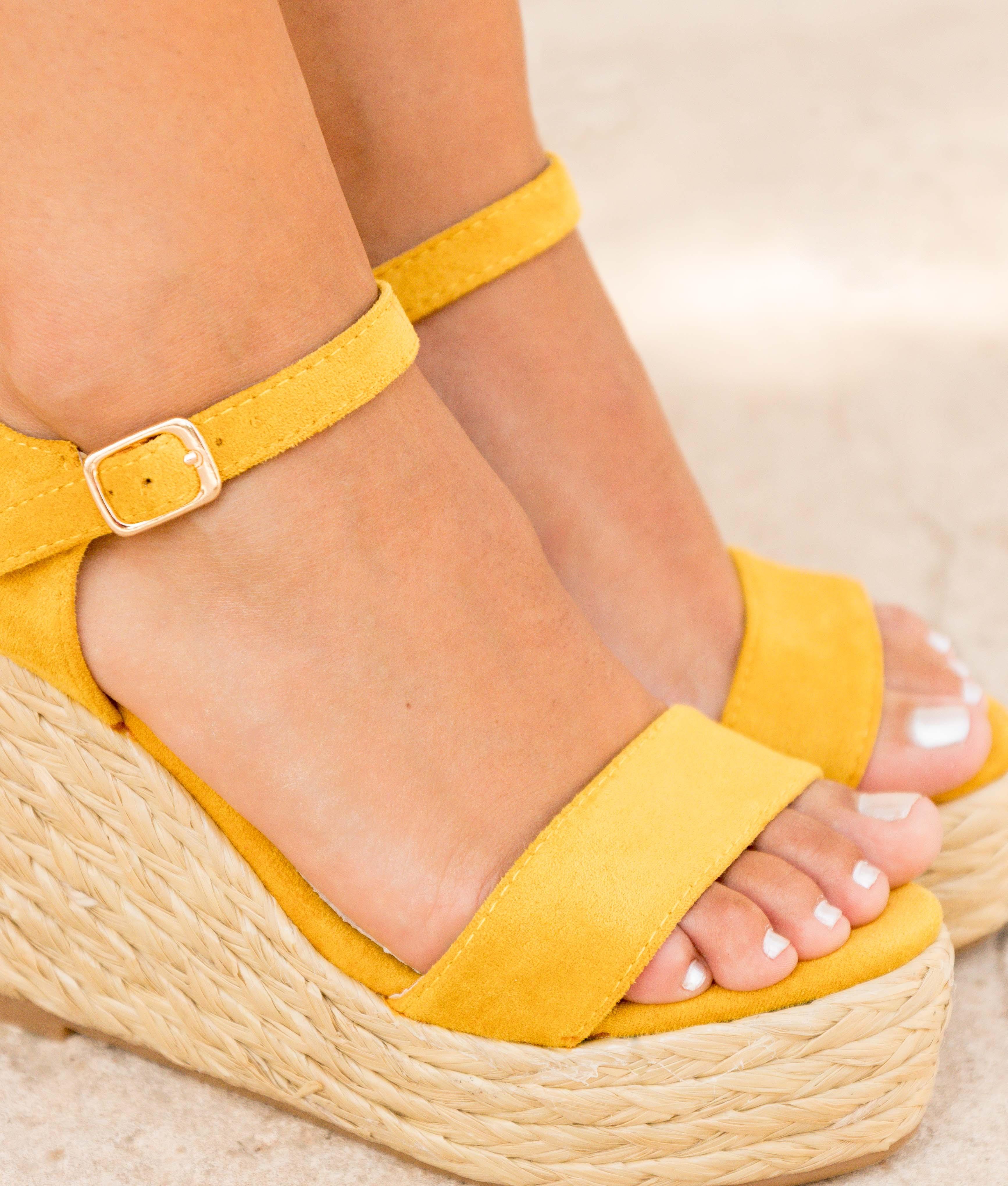 Cuña Satur - Yellow