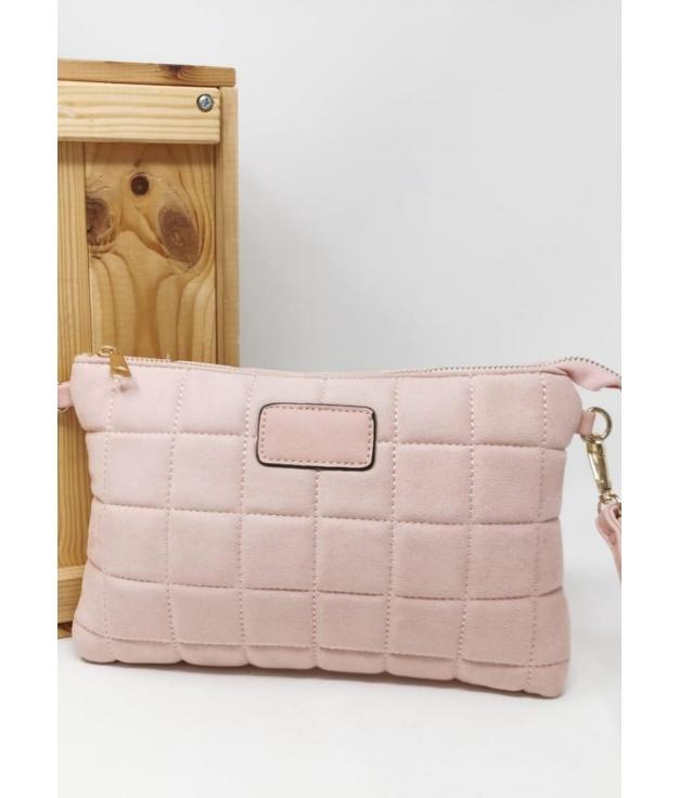 Fortuna shoulder bag - Pink