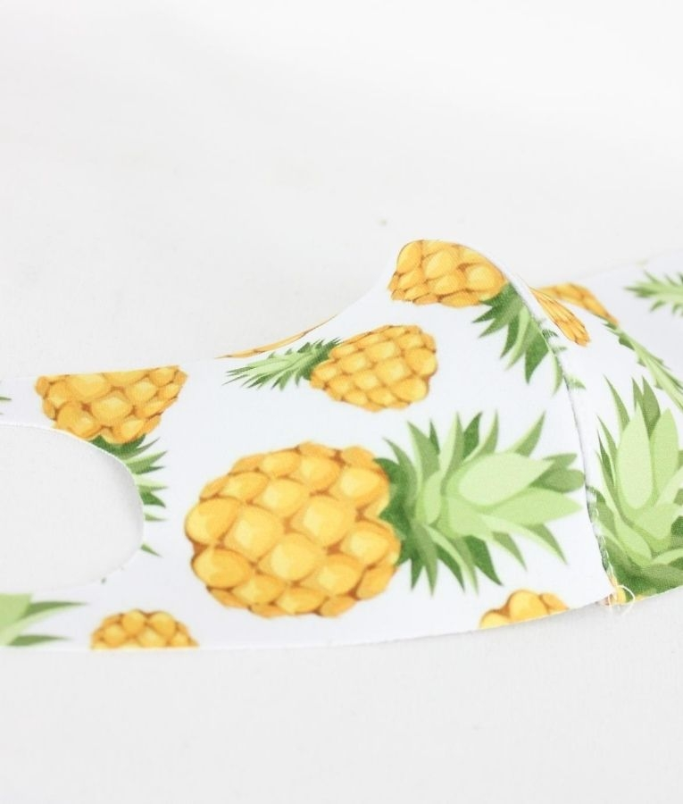 Mask Punt - Pineapple