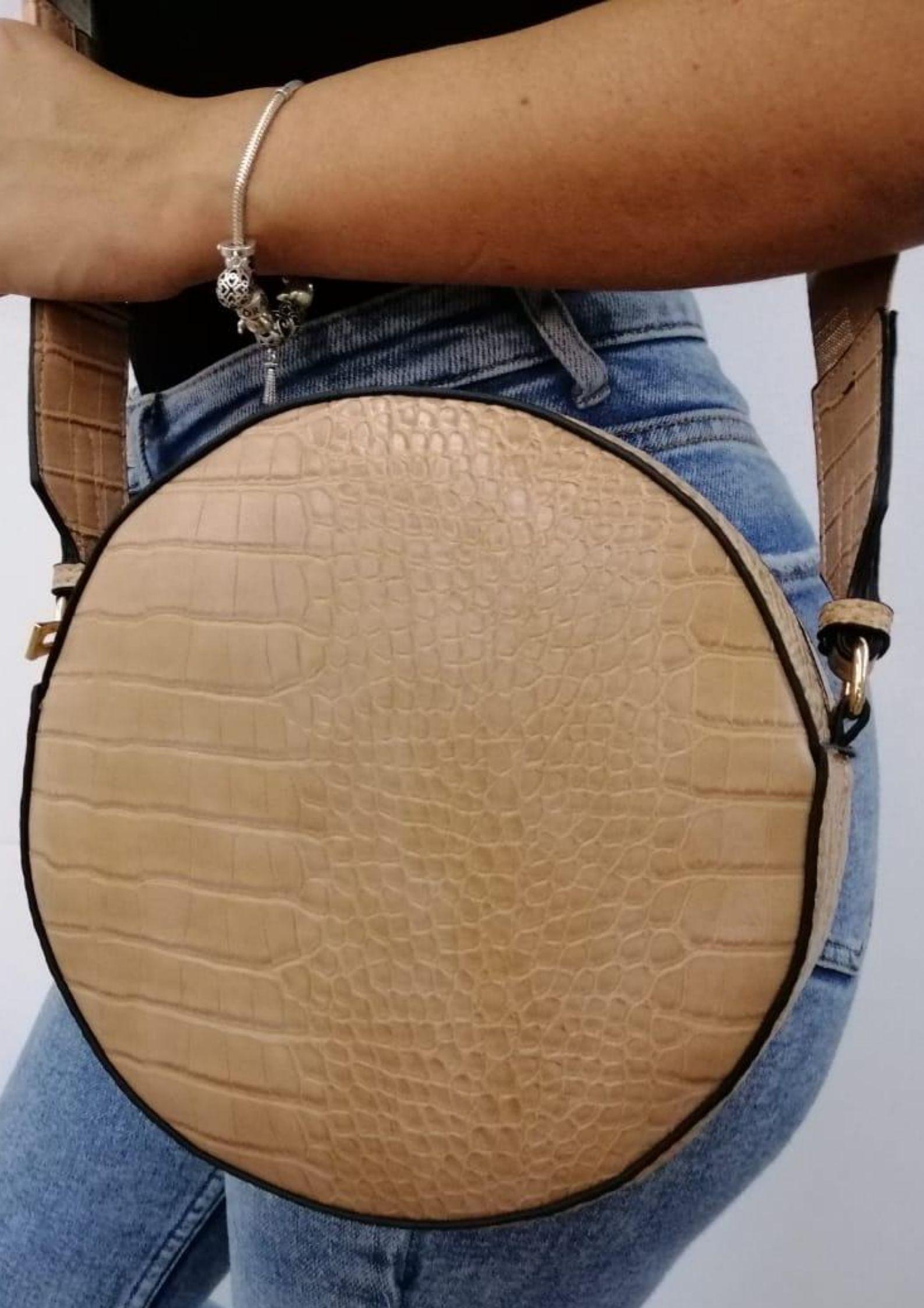 Shoulder bag Noa -Beige