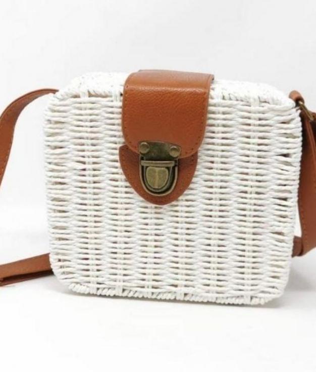 Pic bag - WHITE