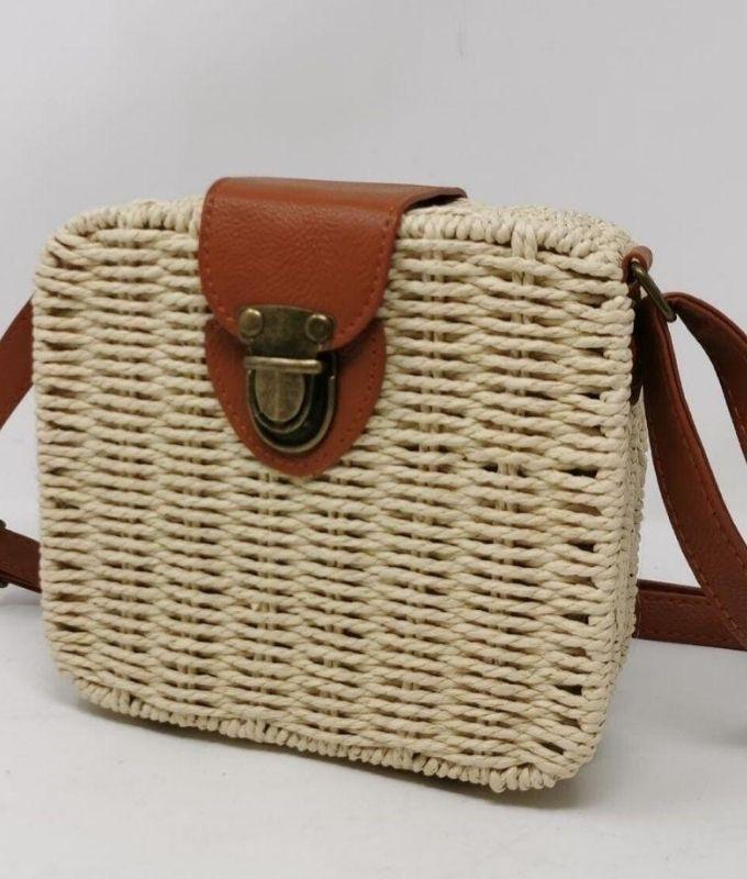 Bag Pic - Beige