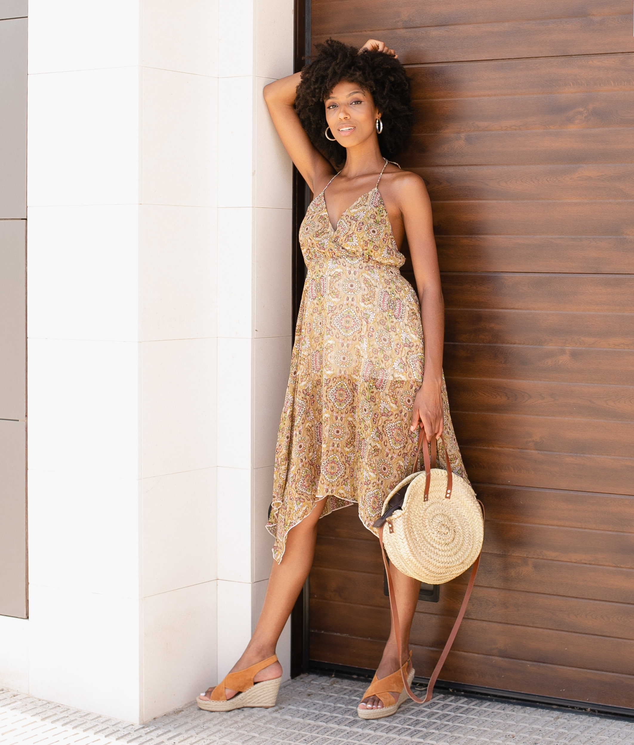 Dress Toric - Taupe