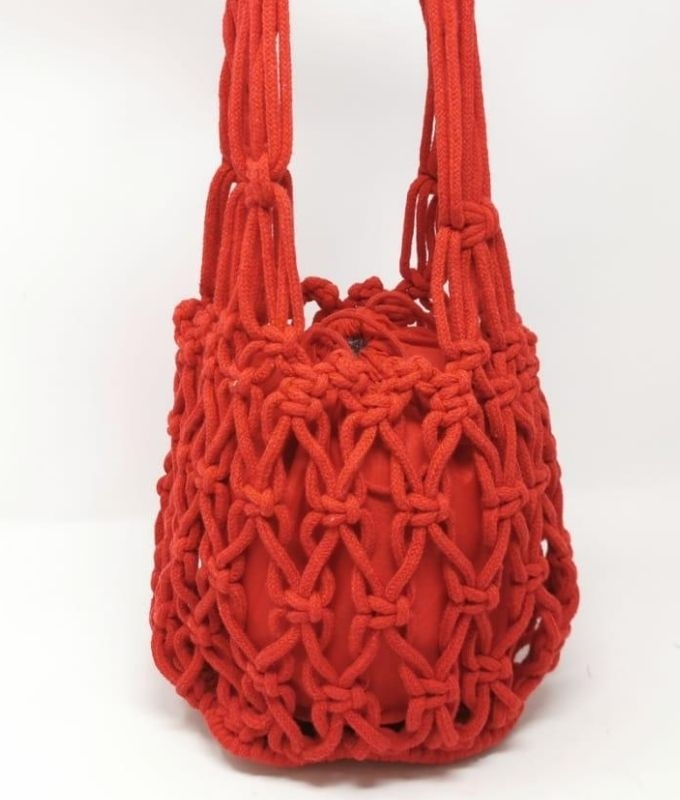 WATER BAG - RED