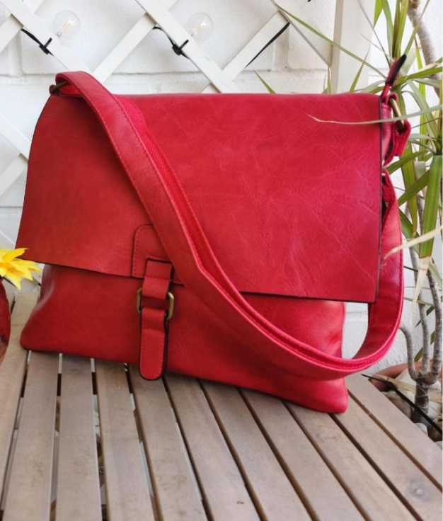Bolsa Alli - Vermelho