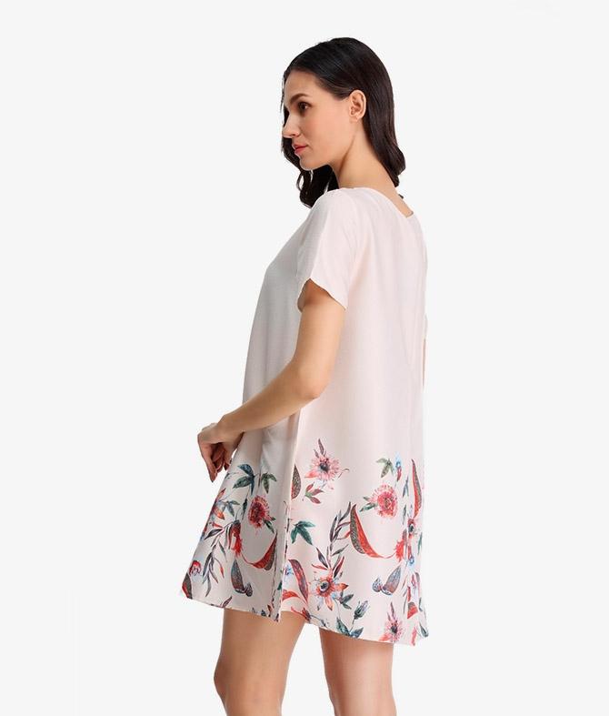 Vestido Catria - Apricot