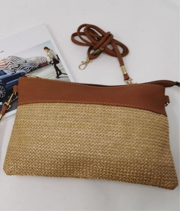 Unices shoulder bag - Camel
