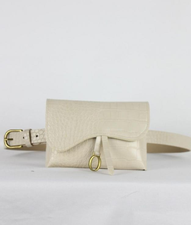 Belt Bolsito - Beige