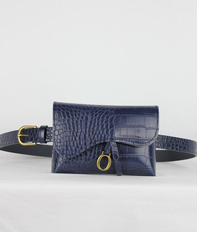 Belt Bolsito - Navy Blue