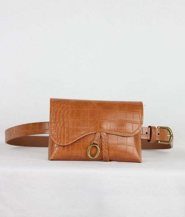 Cintura Bolsito - Pelle
