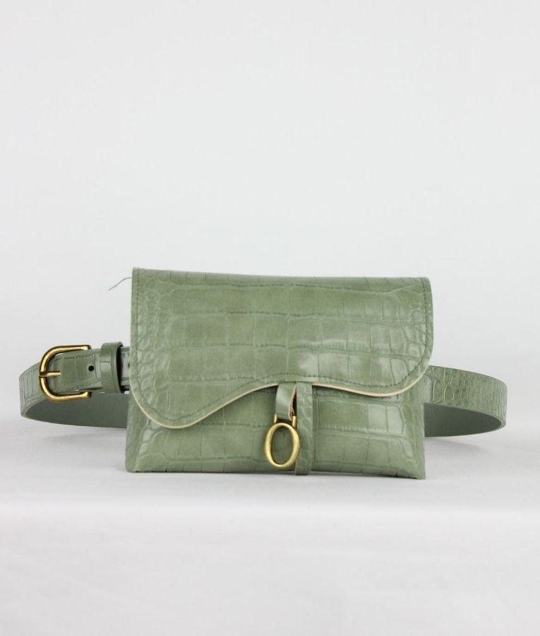 Cinturón Bolsito - Verde