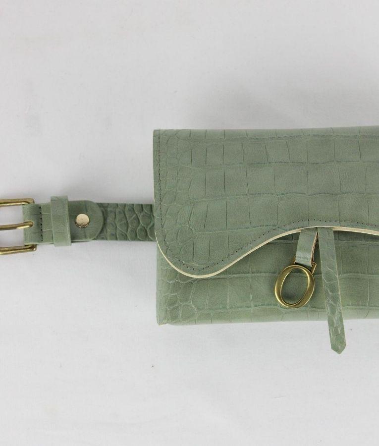 Cintura Bolsito - Verde