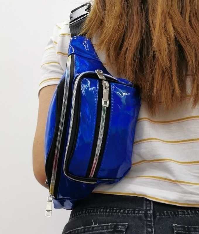 WAIST BAG SARAY - ELECTRIC BLUE
