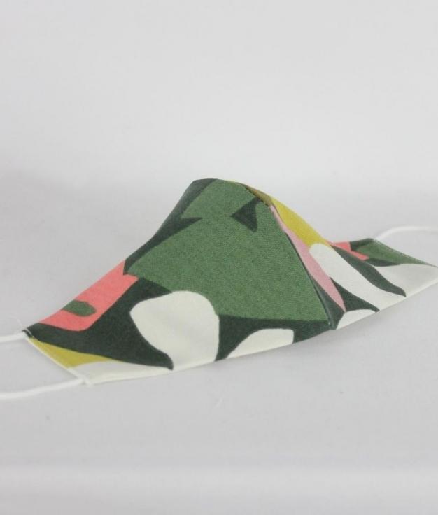 Mask Angela - Green