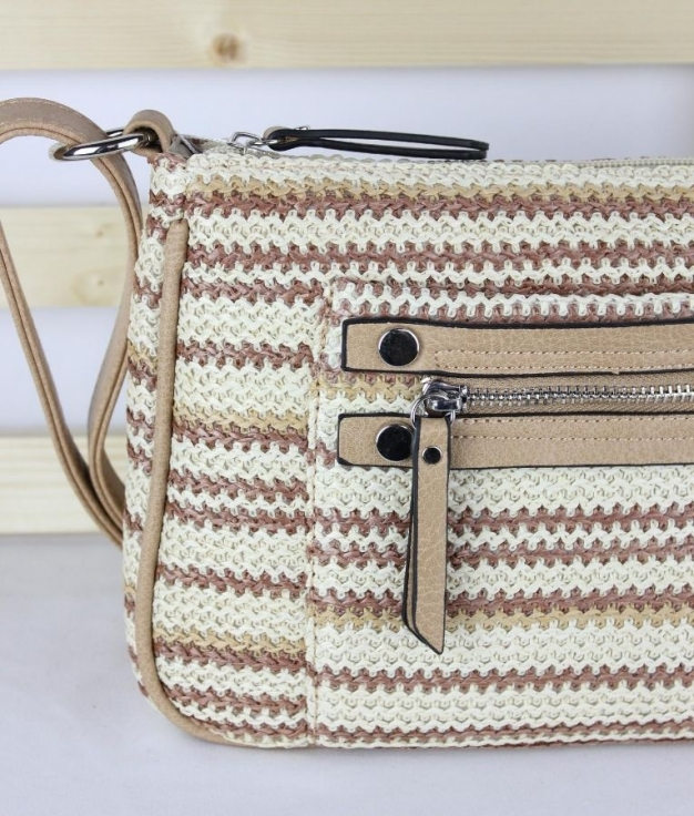 Wallet Diane - Brown