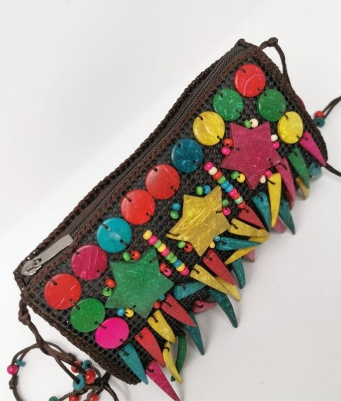 Uma shoulder bag -MULTICOLOR STAR