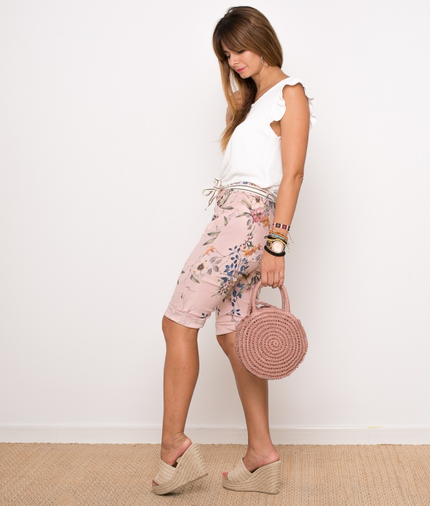 Pants Indu - Pink