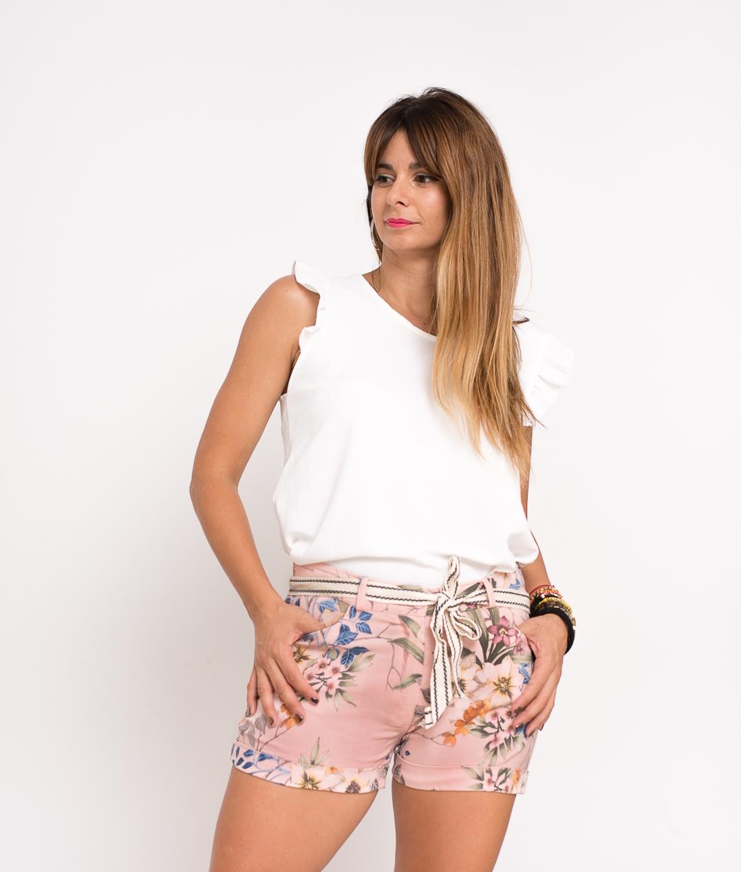 Short Orna - Rosa