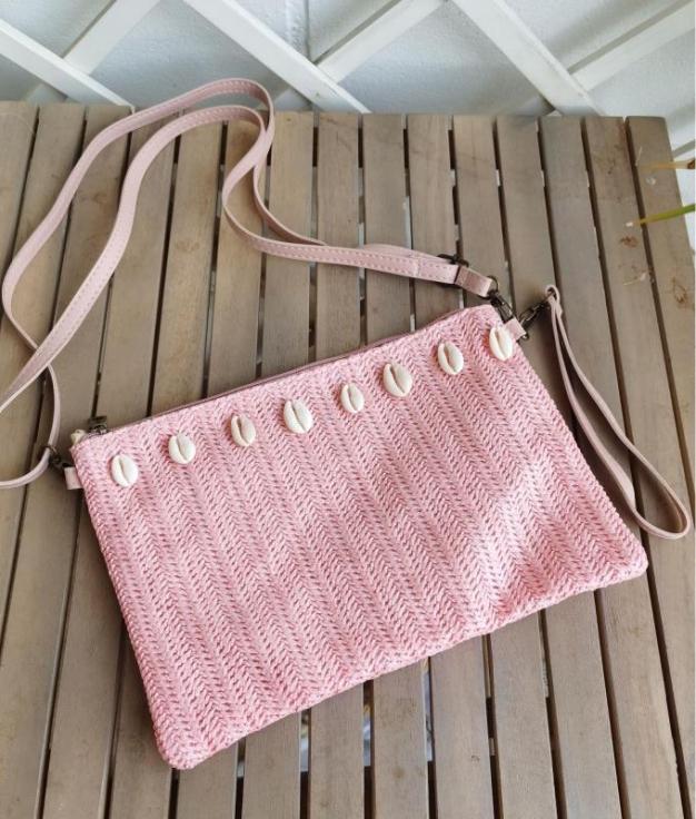 Shoulder bag Tatiana - pink