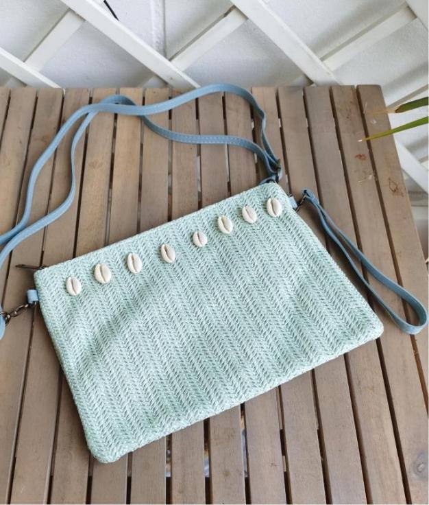 Shoulder bag Tatiana - blue
