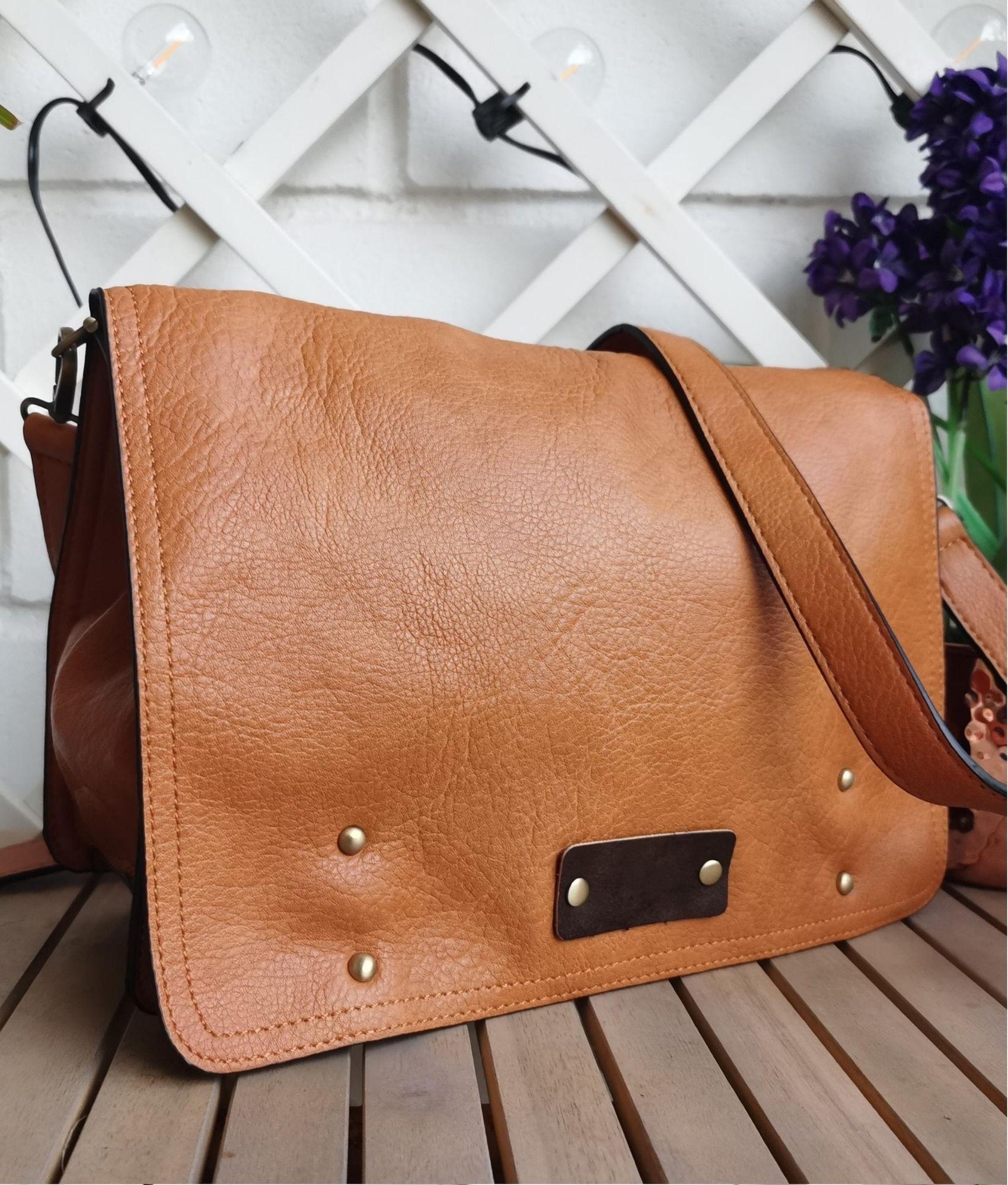 Mónica bag - leather