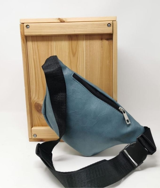 WAIST BAG GRIP - BLUE