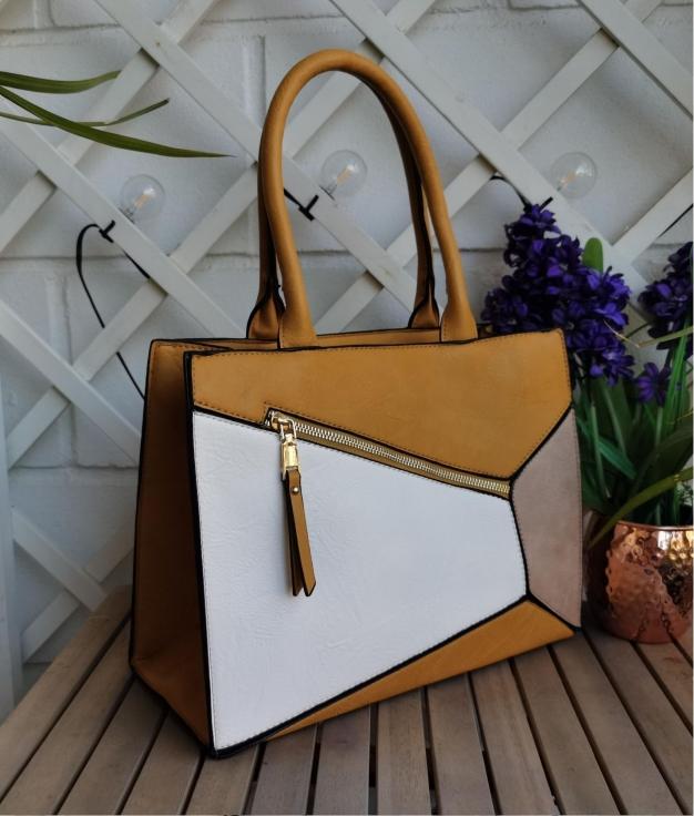 Marisa bag - yellow