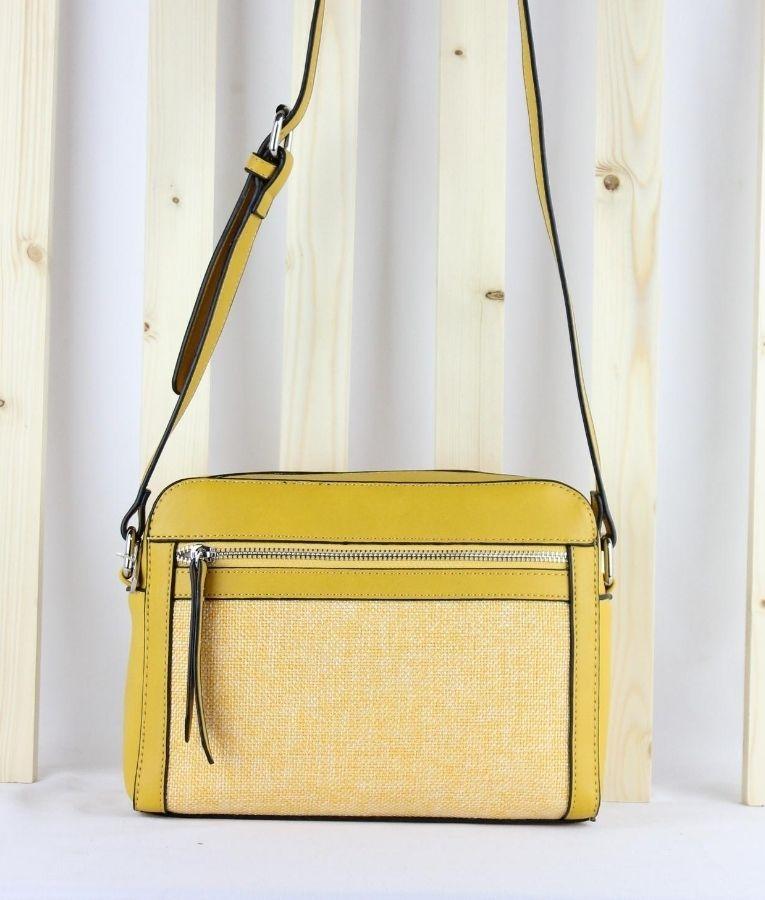 Wallet Bella - Mustard