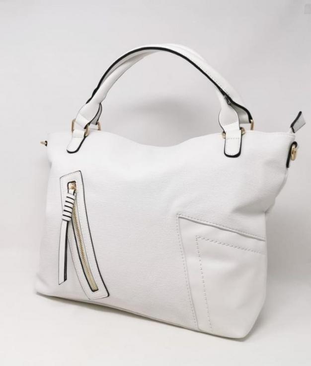 ROLFA BAG - WHITE
