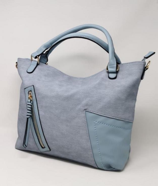 ROLFA BAG - BLUE