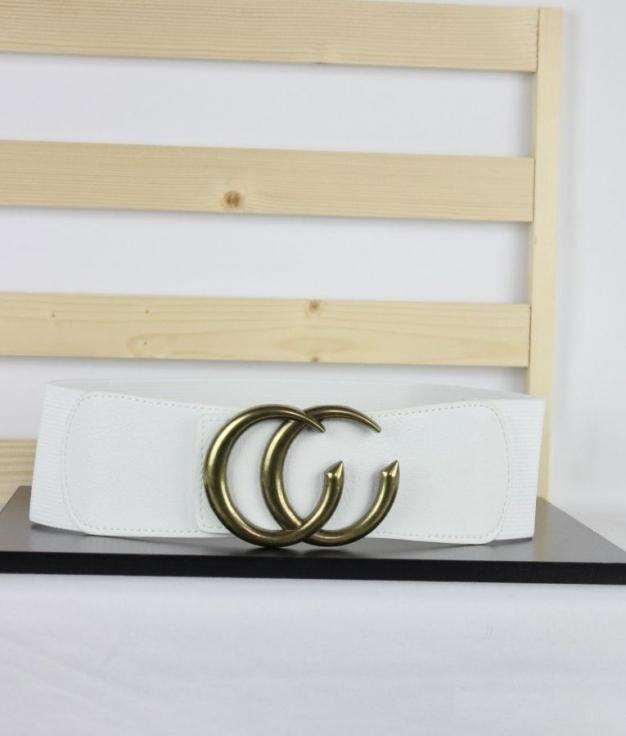 Belt Cece - White