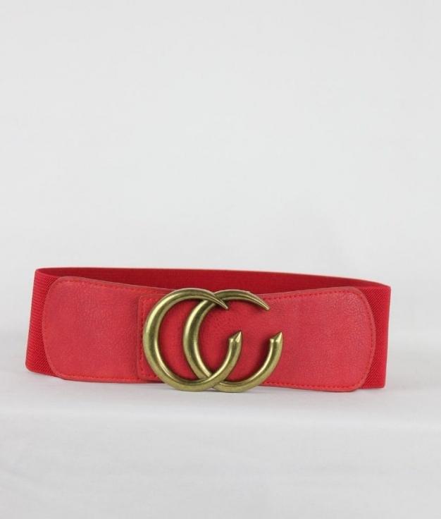 Cinturón Cece - Rojo