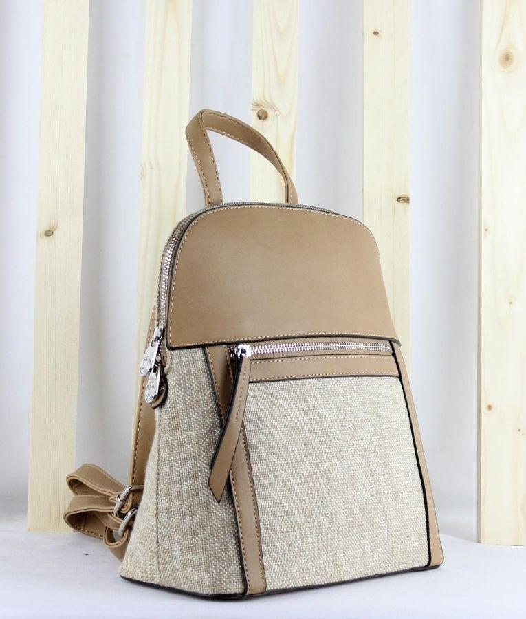 Backpack Bella - Camel