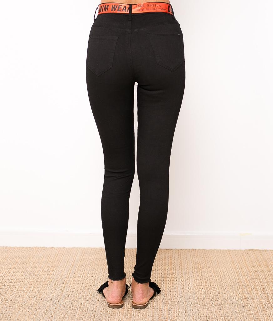 Pantalón Buchi - Negro