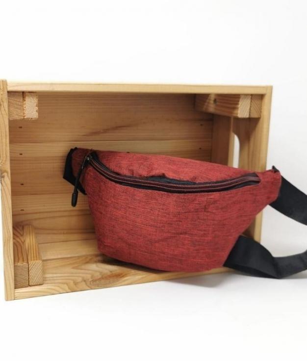 BELT BAG SELLA - RED