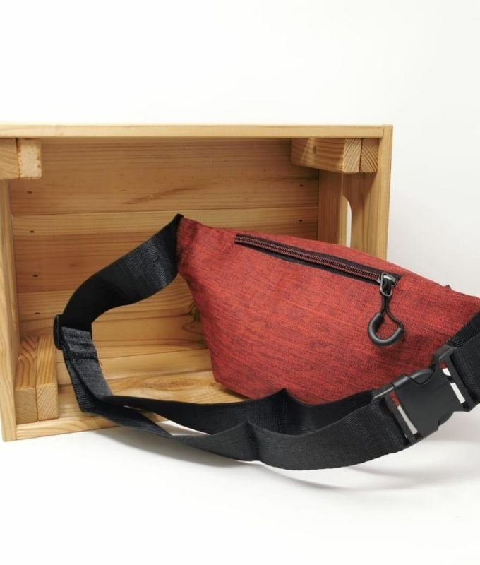 BELT BAG SELLA - RED