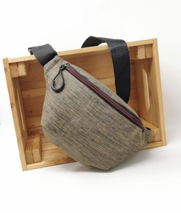 BELT BAG SELLA - BROWN