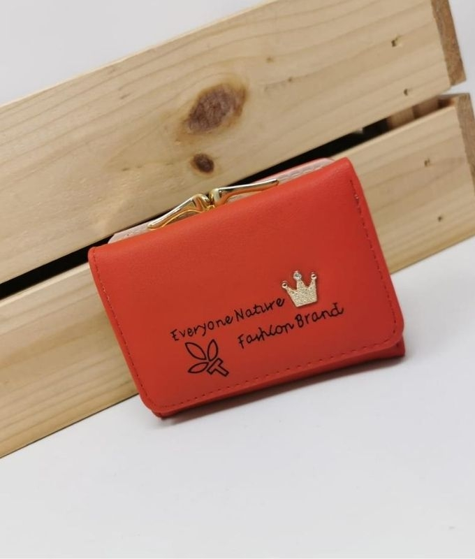 LUKY-RED PURSE