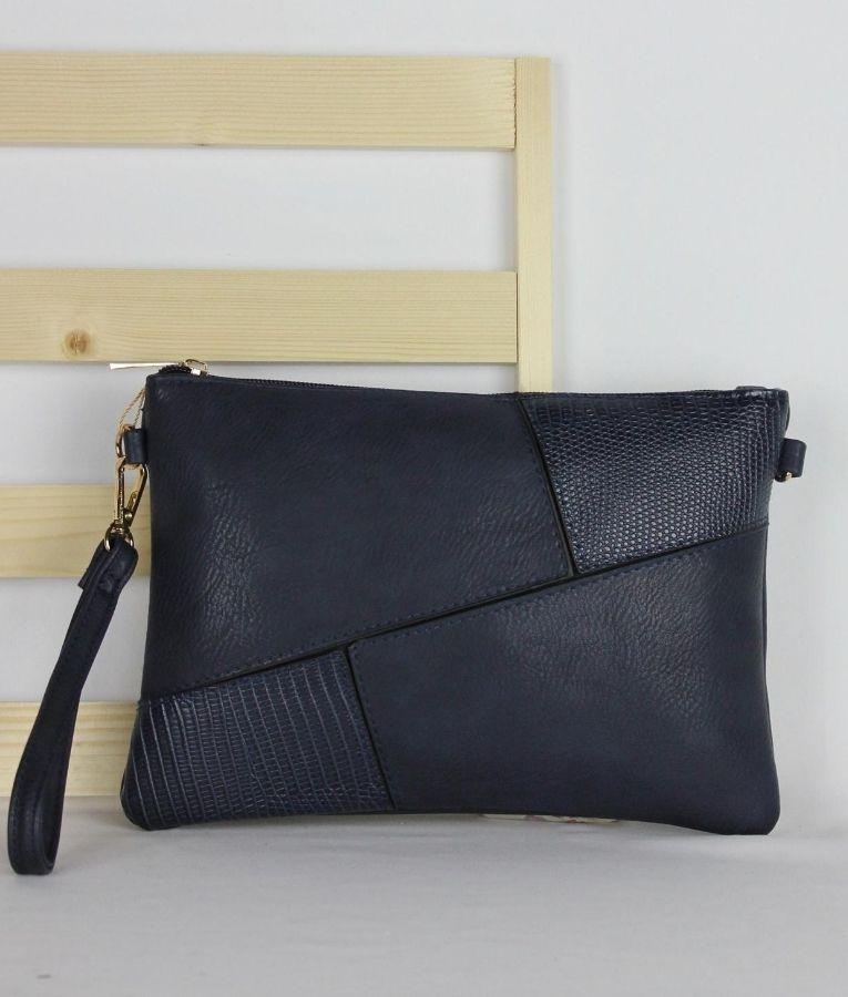 Wallet Caty - Navy Blue